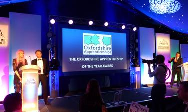 Oxfordshire Apprenticeship of the Year Award