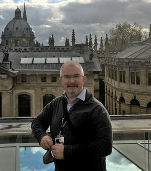 Martin Wall, Facilities Manager at Bodleian Libraries, University of Oxford - Apprenticeship case study